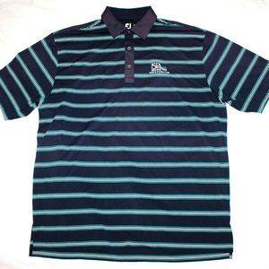 FootJoy Mens Short Sleeve Golf Polo Shirt Size XL